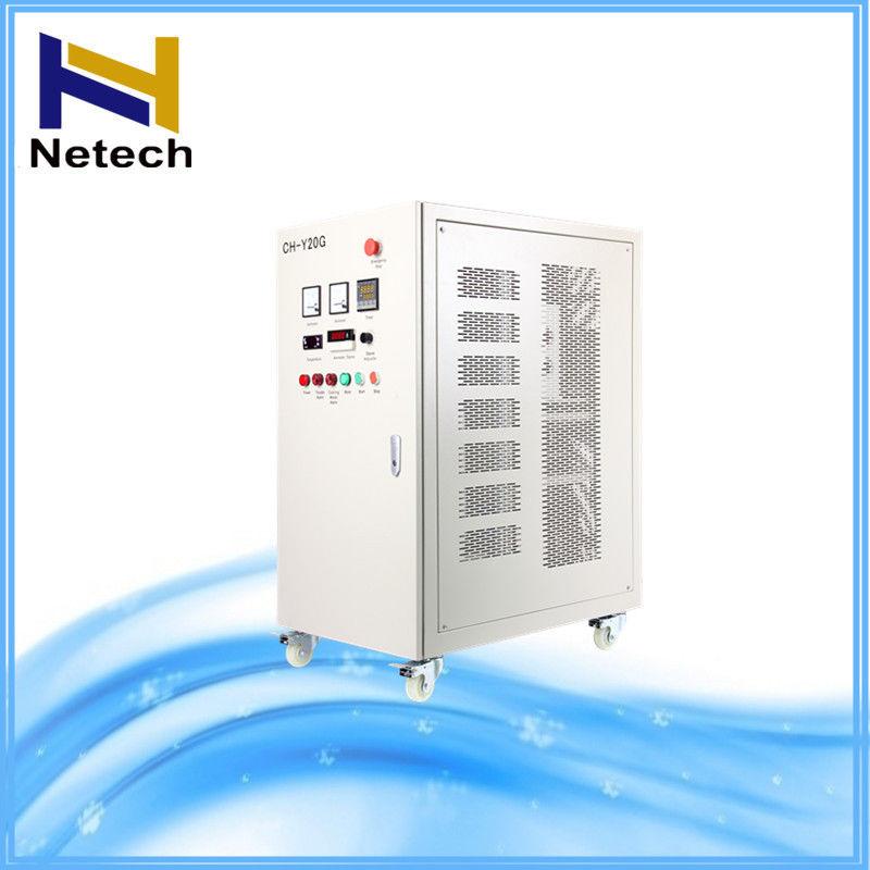 Ozonizador del agua de 40g 100g generador de alto for Ozono para piscinas