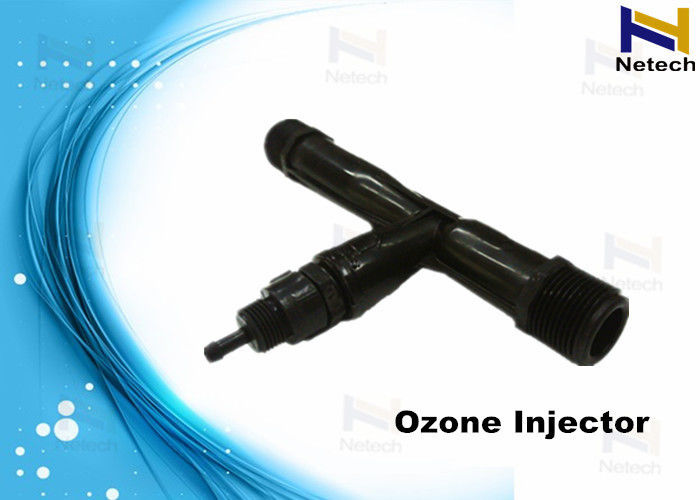 Ozone Mixer Other Ozone Generator Subsidiary Facilities / Venturi Air Injector For Water Treatment
