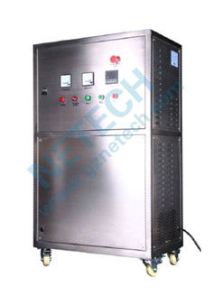 Industrial Ozone Generator water treatment 220V 1800~2400 Liter per hour
